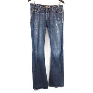 Bke Sabrina Bootcut Medium Wash Jeans